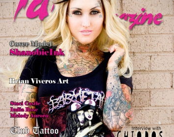 Tat2 Magazine Issue 13