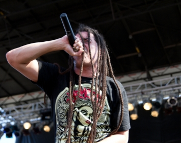 Elias from Nonpoint