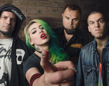 Sumo Cyco Singer Skye Sweetnam talks new Album, DIY music video production + how Skindred's Album Babylon changed her