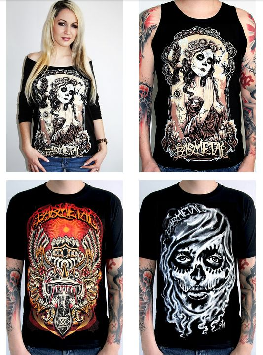 barmetal clothing