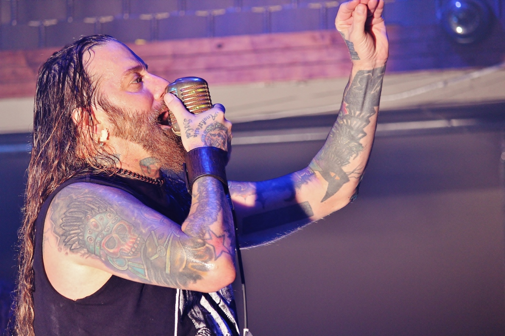 dez fafara interview