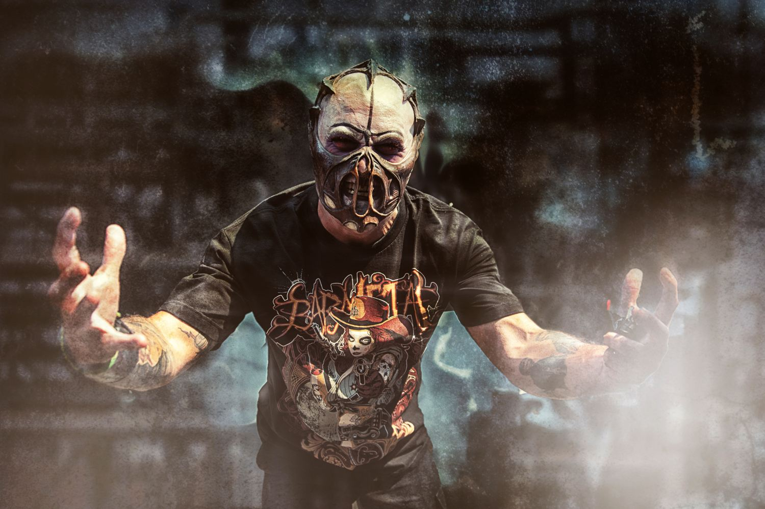 waylonreavis mushroomhead barmetal clothing