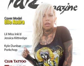 Barmetal goes Tat2 Magazine