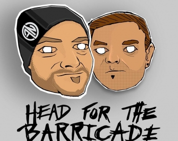Barmetal sponsors Head for the Barricade