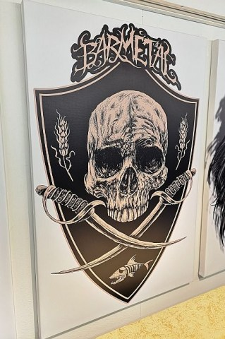 leinwand_canvas_skulls_n_swords_white