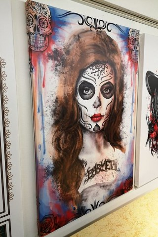 leinwand_canvas_watercolor_catrina